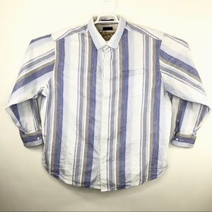 Tommy Bahama Button down casual size 2XB